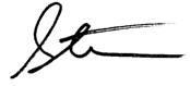 Steve Shaiman signature
